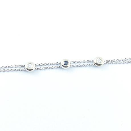 Bracelet trois diamants