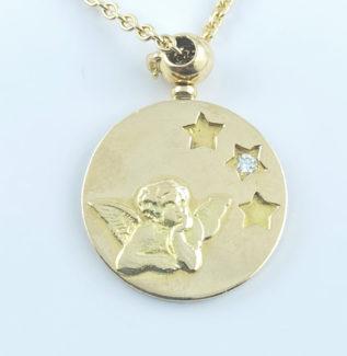 Médaille Baptême Lyon