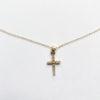 croix diamants fine