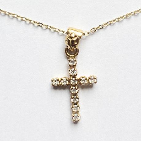 croix diamants