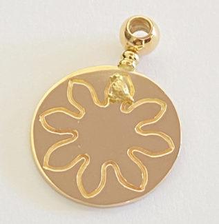 Médaille soleil