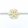 Bracelet étoile des neiges
