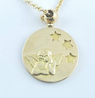 Médaille or Lyon