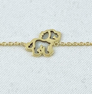Bracelet enfant or